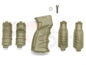 Пистолетная рукоять CAA UPG47 с накладками на АК койот
