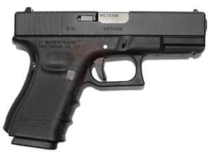 Пистолет газовый WE Glock 19 gen.3