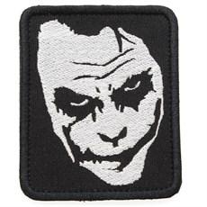 Нашивка СВТ Джокер черный