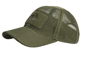 HELIKON MESH CAP OLIVE GREEN