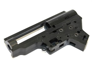 Гирбокс стенки фрезерованные алюминиевые RETRO ARMS ver.2 с втулками
