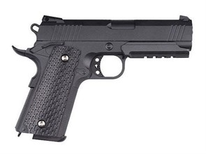 Пистолет спринг Galaxy Colt 1911 PD Rail / G.25