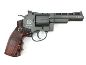 Револьвер G&G G732 черный CO2