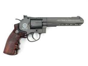 Револьвер G&G G733 черный CO2