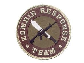 Нашивка ROTHCO ZOMBIE RESPONSE TEAM
