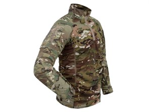 Боевая рубашка АНА М2 Мультикам, камуфлированный торс