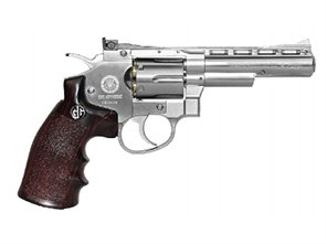 Револьвер G&G G732 хром CO2