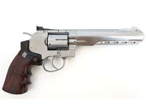Револьвер G&G G733 хром CO2