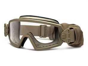 Очки тактические Smith Optics OTW Googles Field kit / Dark Tan