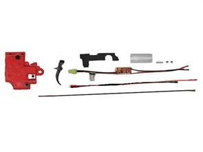 Контактная группа для гирбокса ver.2 G&G с проводкой и ключом