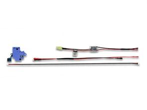 Контактная группа для гирбокса G&G G2 ETU & MOSFET 16AWG проводка + ключ