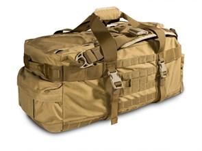 Сумка Sturmer с рюкзачными лямками Base Camp 60л койот
