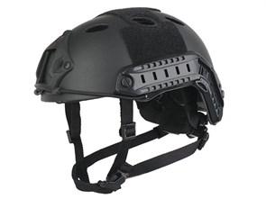 Шлем Emerson Carbon Fiber FAST Helmet PJ Type черный