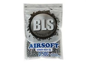 Шары BLS 0.50 Precision Grade серые 1000шт