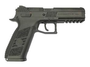 Пистолет газовый KJW CZ P-09 DUTY, с резьбой для глушителя, блоубек, металл, CO2