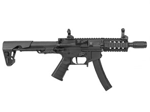 Привод King Arms PDW 9mm SBR Shorty серый