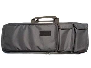 Чехол оружейный TA с подсумками и рюкзачн.лямками 85см черный