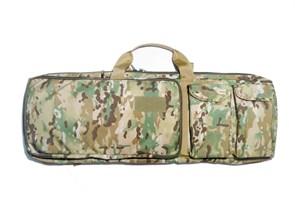Чехол оружейный TA с подсумками и рюкзачн.лямками 85см мультикам