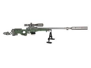Брелок винтовка AWM