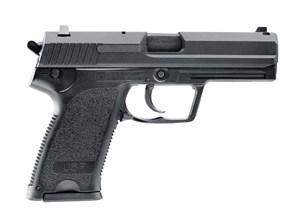 Пистолет газовый VFC USP блоубек, металл, грин-газ