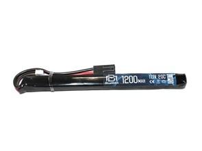 Аккумулятор 11.1В 1200мАч АК-тип LiPo 20С BlueMax / 185x17x17