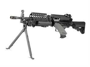 Привод Classic Army Mk46 / CA037M