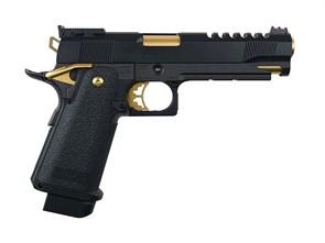 Пистолет газовый Tokyo Marui Hi-CAPA 5.1 Gold Match