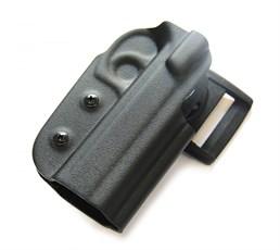 Кобура Stich Profi пластиковая CZ 75 SP-01 №25 с поясным креплением / Черный
