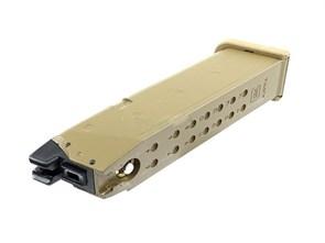 Магазин пистолетный VFC Glock19X 20 шаров грин-газ