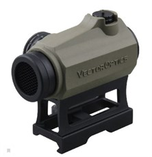 Прицел коллиматорный Vector Optics Maverick Gen.III 1x22 FDE