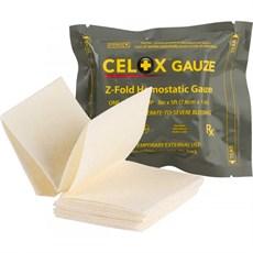 Бинт с гемостатическими гранулами Celox Z-Fold 300 см
