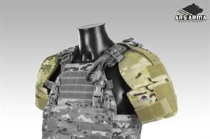 Защита универсальная плеч Ars Arma Multicam