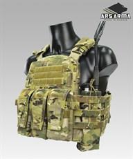 Разгрузочный жилет Ars Arma AVS Multicam размер M