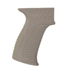 Пистолетная рукоять DLG Tactical эргономичная песочный