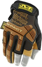 Перчатки Mechanix M-Pact Framer Durahide Leather