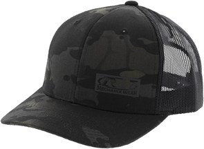 Кепка Mechanix Flexfit Snapback Multicam Black