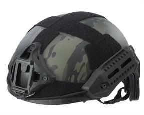 Шлем WST MK черный мультикам