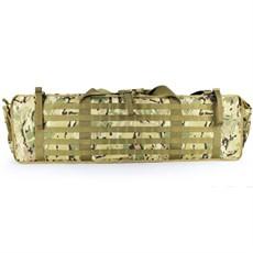 Чехол оружейный WST пулеметный двойной мультикам / 115см