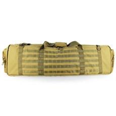 Чехол оружейный WST пулеметный двойной тан / 115см