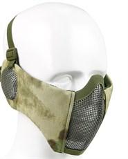Маска на нижнюю часть лица и уши WST ткань/сетка Т-ФГ