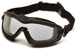 Очки тактические Pyramex V2G-XP прозрачные / антифог