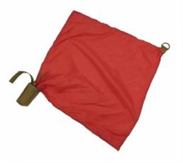Подсумок под красную тряпку для обозначения поражения TA