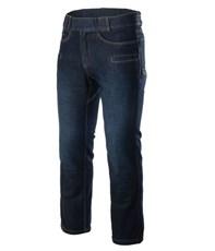 Брюки Helikon Greyman Tactical Jeans Slim Denim Mid Dark Blue