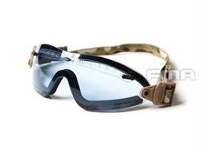 Очки тактические FMA Boogie Regulator Goggle Multicam