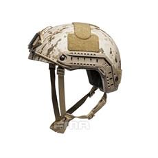 Шлем FMA реплика FAST Ballistic High Cut AOR1 L/XL