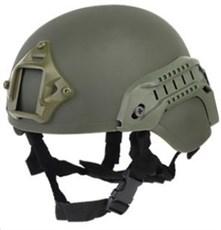 Шлем WST ACH MICH 2000 с рельсами олива