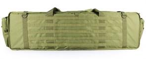 Чехол оружейный WST пулеметный двойной олива / 115см