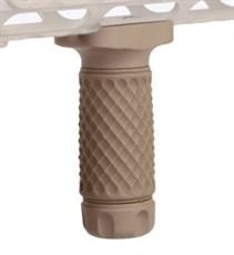 Ручка переноса огня Big Dragon Keymod System GolfBall Pattern Short Grip DE