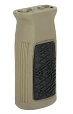 Ручка переноса огня Big Dragon M-LOK Vertical Grip DE/BK