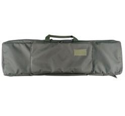 Чехол оружейный TA с карманом и лямкой 100см олива
